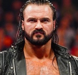 Drew McIntyre Height Weight Shoe Size Body Measurements Facts Family