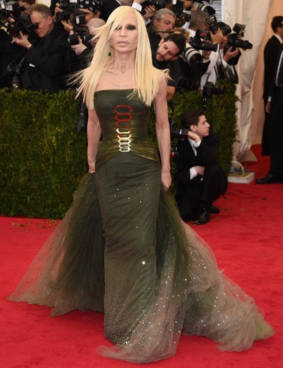 Donatella Versace Height Weight Stats