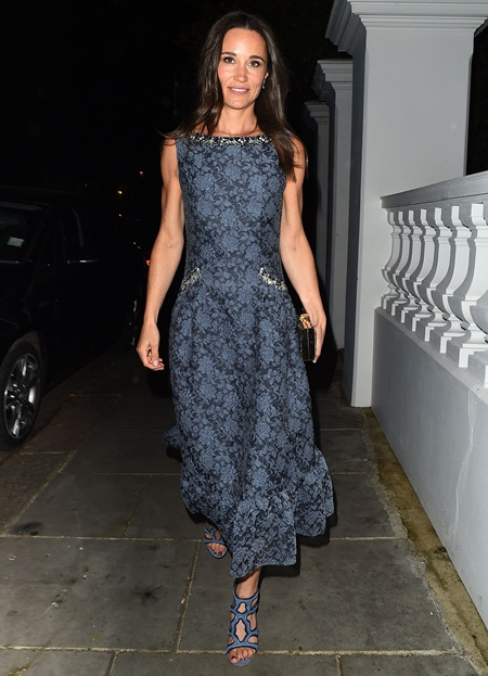Pippa Middleton Body Measurements