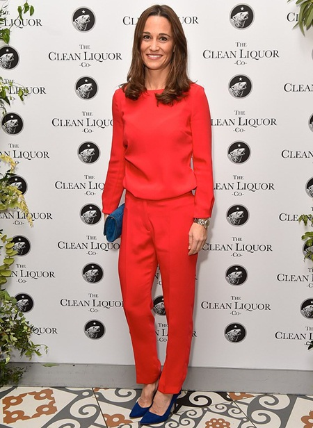 Pippa Middleton Height Weight Stats