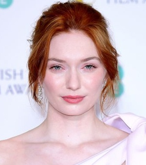Actress Eleanor Tomlinson