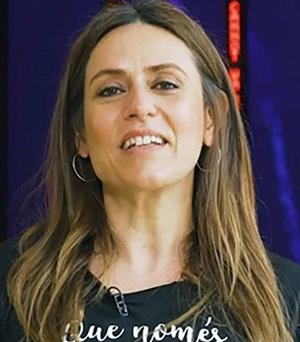 Actress Itziar Ituno