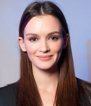 Actress Paulina Andreeva