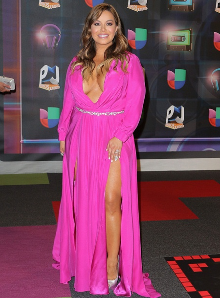 Chiquis Rivera Body Measurements and Facts