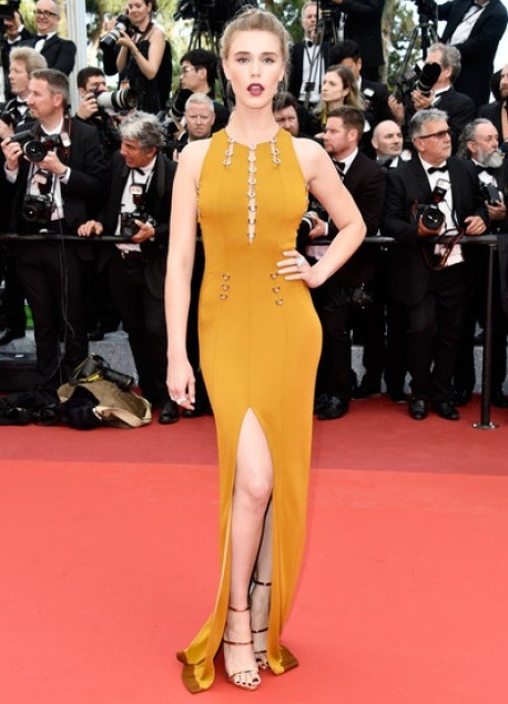 Gaia Weiss Height Weight Stats