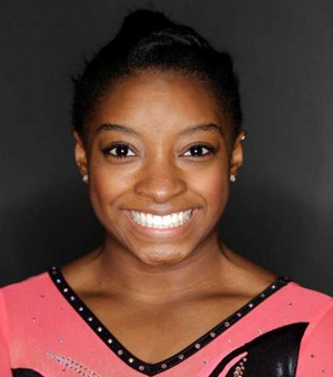 Gymnast Simone Biles