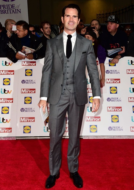 Jimmy Carr Height Weight Stats