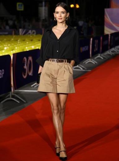 Paulina Andreeva Height Weight Stats