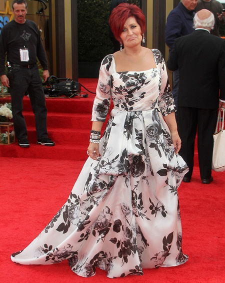 Sharon Osbourne Height Weight Stats