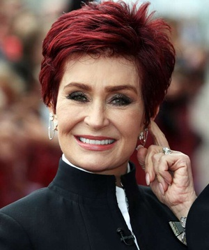 TV Personality Sharon Osbourne