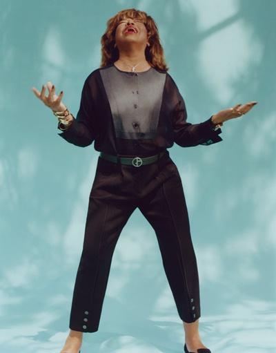 Tina Turner Body Measurements