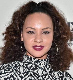 Actress Jasmine Cephas Jones