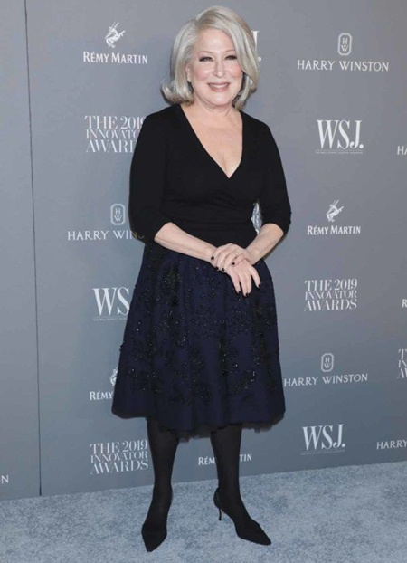 Bette Midler Height Weight Stats