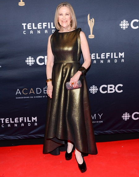 Catherine O'Hara Height Weight Stats