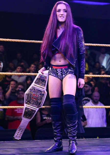 Kay Lee Ray Height Weight Stats