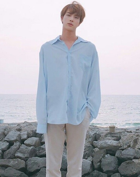 Kim Seok-jin Body Measurements and Facts