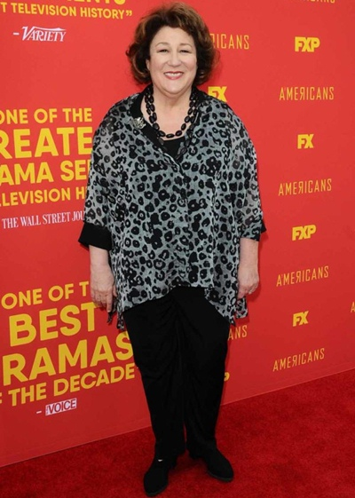 Margo Martindale Height Weight Stats