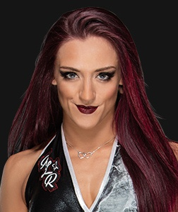 Professional Wrestler Kay Lee Ray
