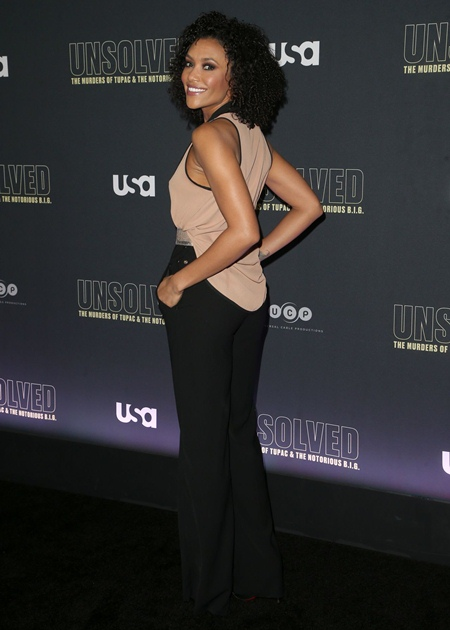 Annie Ilonzeh Body Measurements Stats