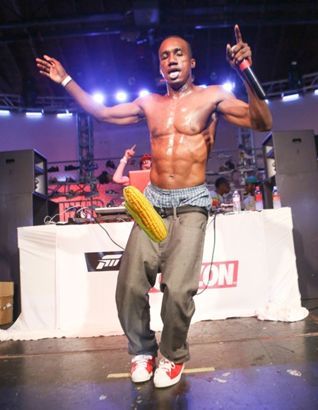 Hopsin Height Weight Stats