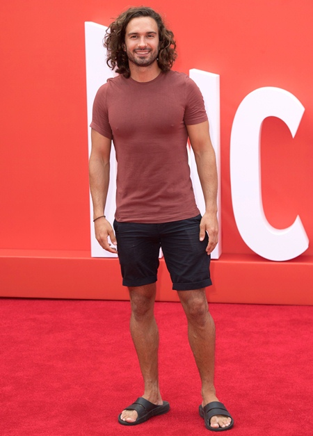 Joe Wicks Measurements and Facts
