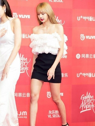 Lalisa Manoban Measurements and Facts