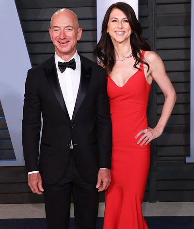 MacKenzie Bezos Body Measurements and Facts