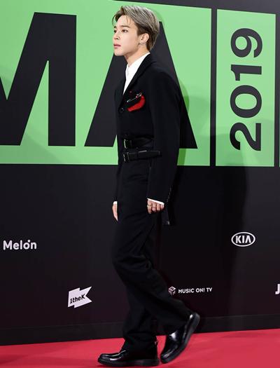 Park Ji-min Height Weight Stats