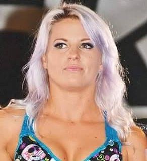 Professional Wrestler Candice LeRae