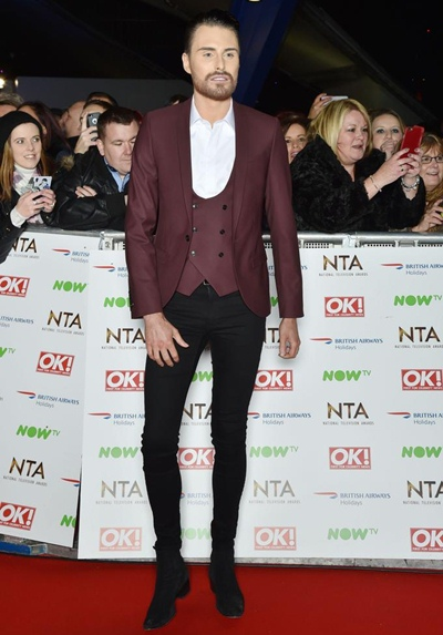 Rylan Clark Neal Measurements and Bio