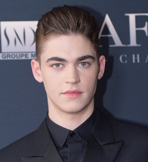 Actor Hero Fiennes Tiffin