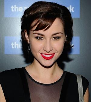 Actress Allison Scagliotti