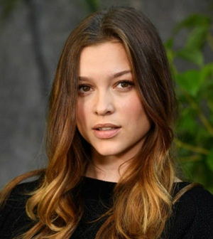 Actress Sophie Cookson