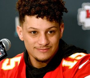 Patrick Mahomes Height Weight Shoe Size Body Measurements Facts