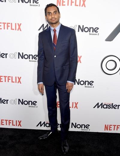 Aziz Ansari Height Weight Stats