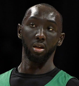Basketball Player Tacko Fall