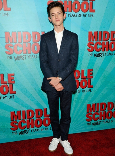 Griffin Gluck Height Weight Shoe Size