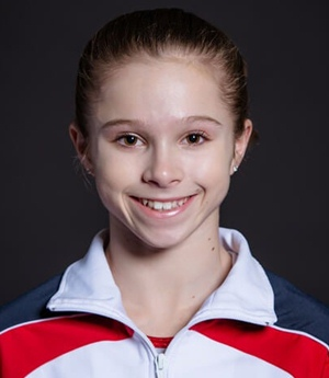 Gymnast Ragan Smith