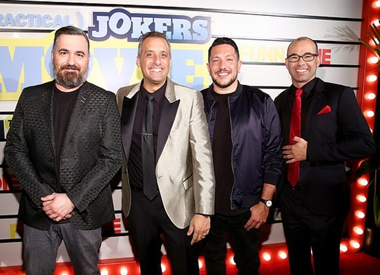 Impractical Jokers Sal Vulcano Bio and Facts