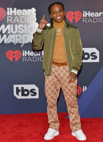 Jacquees Height Weight Shoe Size