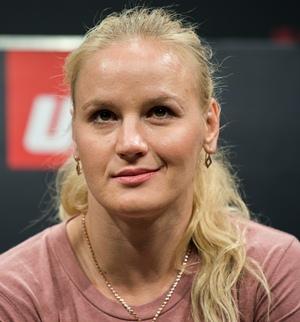 MMA Fighter Valentina Shevchenko