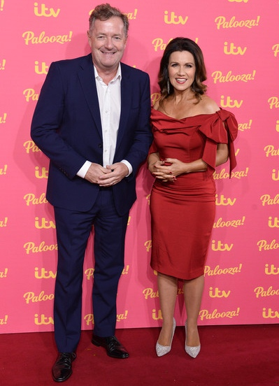 Piers Morgan Height Weight Shoe Size