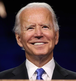 Politician Joe Biden