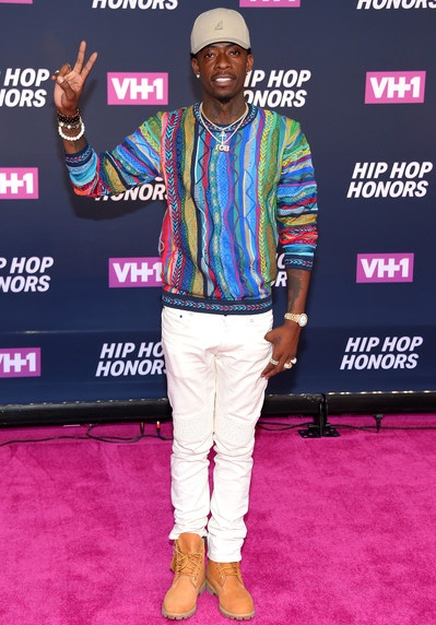 Rich Homie Quan Height Weight Stats