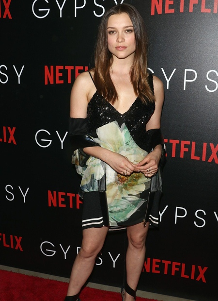 Sophie Cookson Height Weight Stats