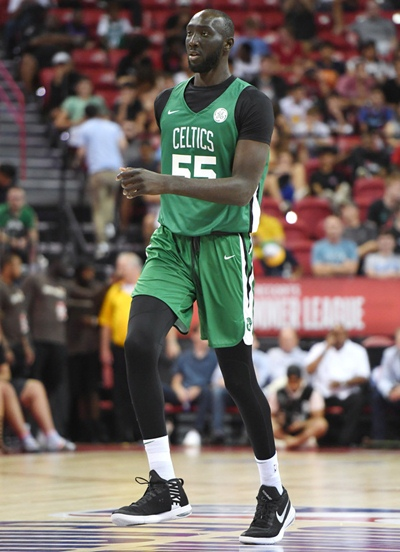 Tacko Fall Height Weight Shoe Size