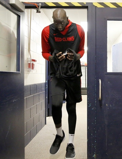 Tacko Fall Measurements and Biography
