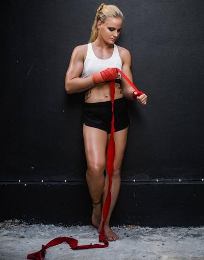 Valentina Shevchenko Height Weight Stats