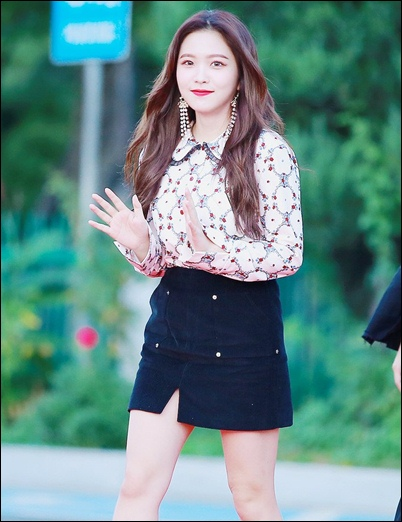 Yeri Body Measurements and Facts