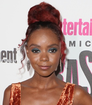 Actress Ashleigh Murray